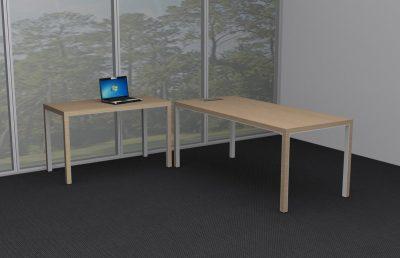 Mesa auxiliar despacho dirección