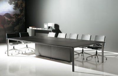 Mesa reuniones despacho dirección
