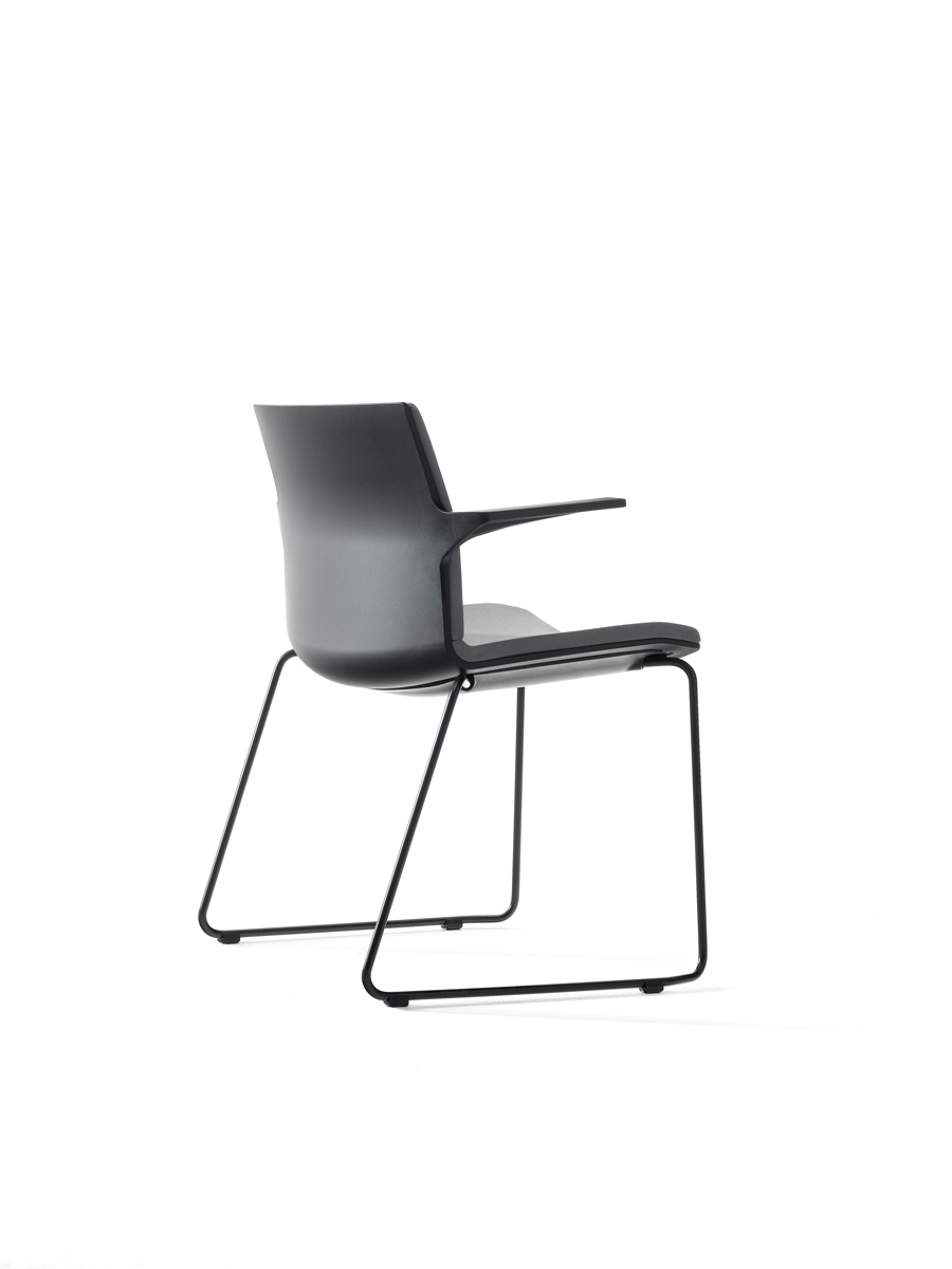 Trazo silla para visitas o reuniones lote 2 dynamobel for Sillas para lectura